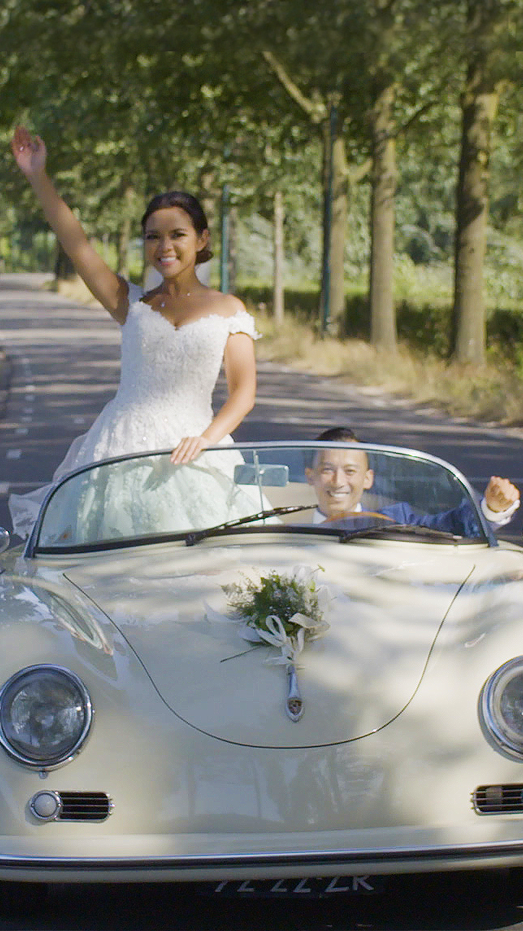 Trouwauto: het vervoer op je huwelijk